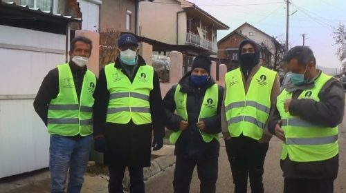 MTA News: Humanity First serving in North Macedonia